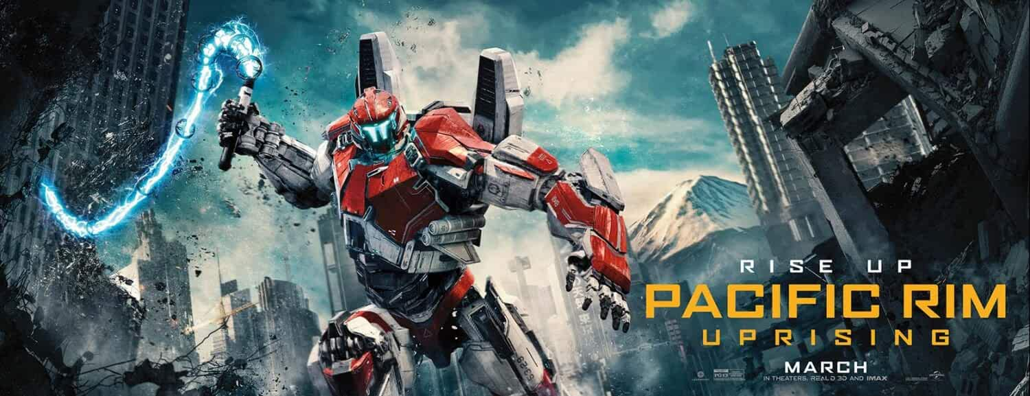 Pacific Rim – Uprising English Movie