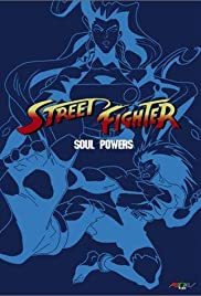 Street Fighter: The Animated Series Poster