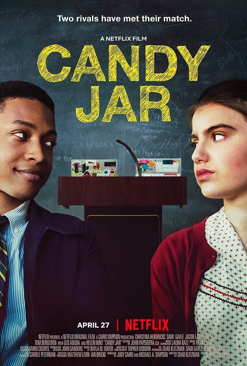 Saldus pasirinkimas / Candy Jar (2018)