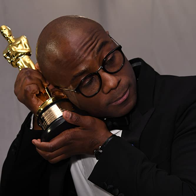 Barry Jenkins at an event for Moonlight (2016)