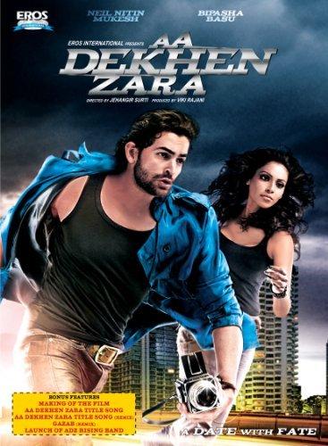Aa Dekhen Zara 2009 Hindi 720p HDRip x264 AAC ESub - Hon3yHD