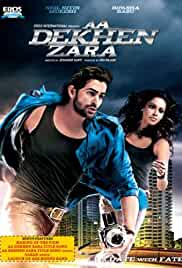 Aa Dekhen Zara 2009 Hindi 720p 1.1GB HDRip AAC ESub MKV