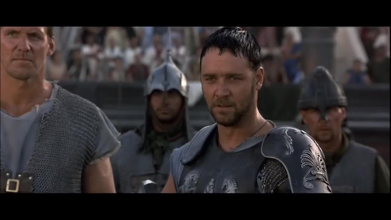 gladiator 2000  trailer