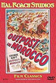 Outpost in Morocco Poster