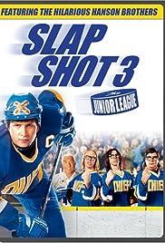 Slap Shot 3: The Junior League Poster