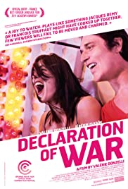 La guerre est déclarée Poster