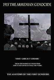 1915 Armenian Genocide Poster