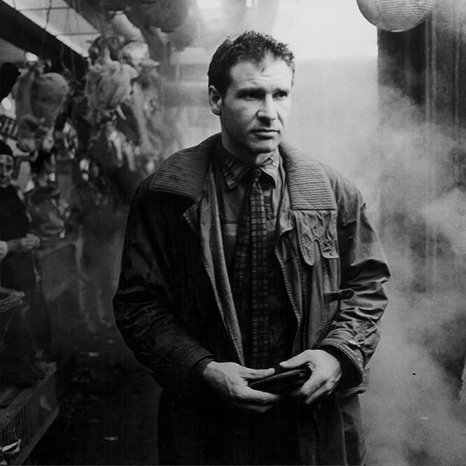Harrison Ford in Blade Runner (1982)