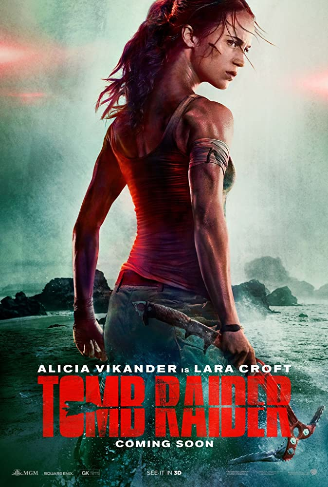Tomb Raider 2018 NEW 720p HD-TS 1GB - Makintos13