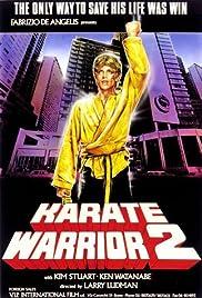 Karate Warrior 2(1988) Poster - Movie Forum, Cast, Reviews