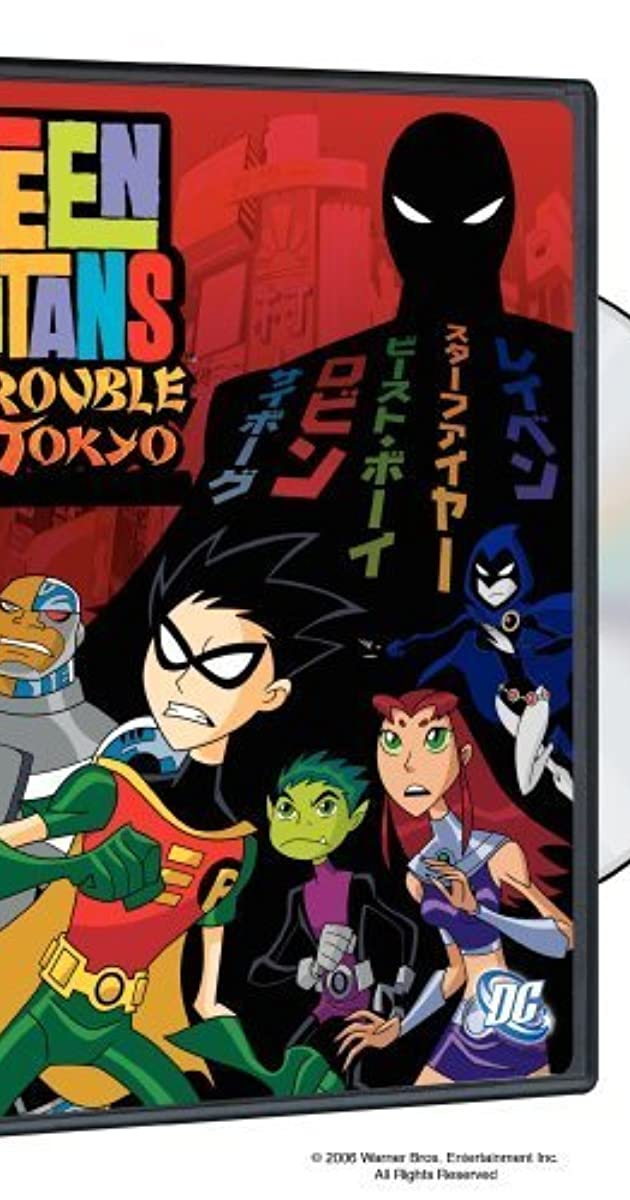 Teen Titans Trouble In Tokyo Download 87