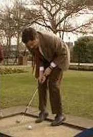 Tee Off, Mr. Bean Poster