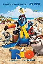 Rio (2011) Poster