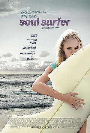 Soul Surfer Pelicula Poster