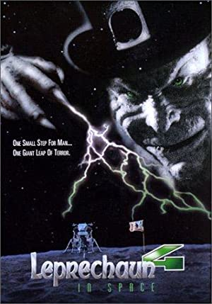 Leprechaun 4: In Space poster