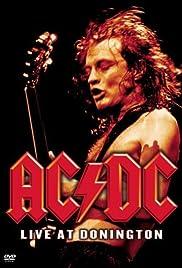 AC/DC: Live at Donington Poster