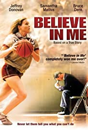 Believe in Me Poster