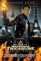 National Treasure: Book of Secrets (2007) Poster