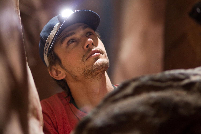 James Franco in 127 Hours (2010)