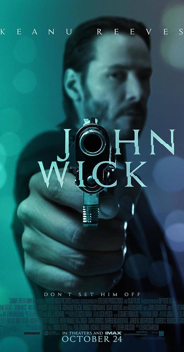John wick 2014 imdb for John wicks back tattoo