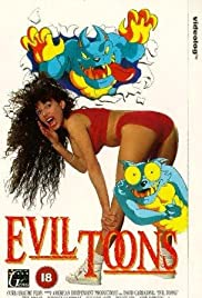 Evil Toons Poster