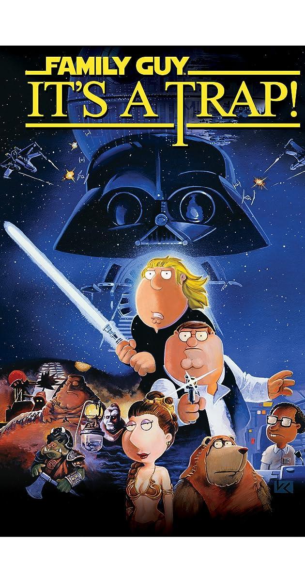 Family Guy Star Wars Folgen