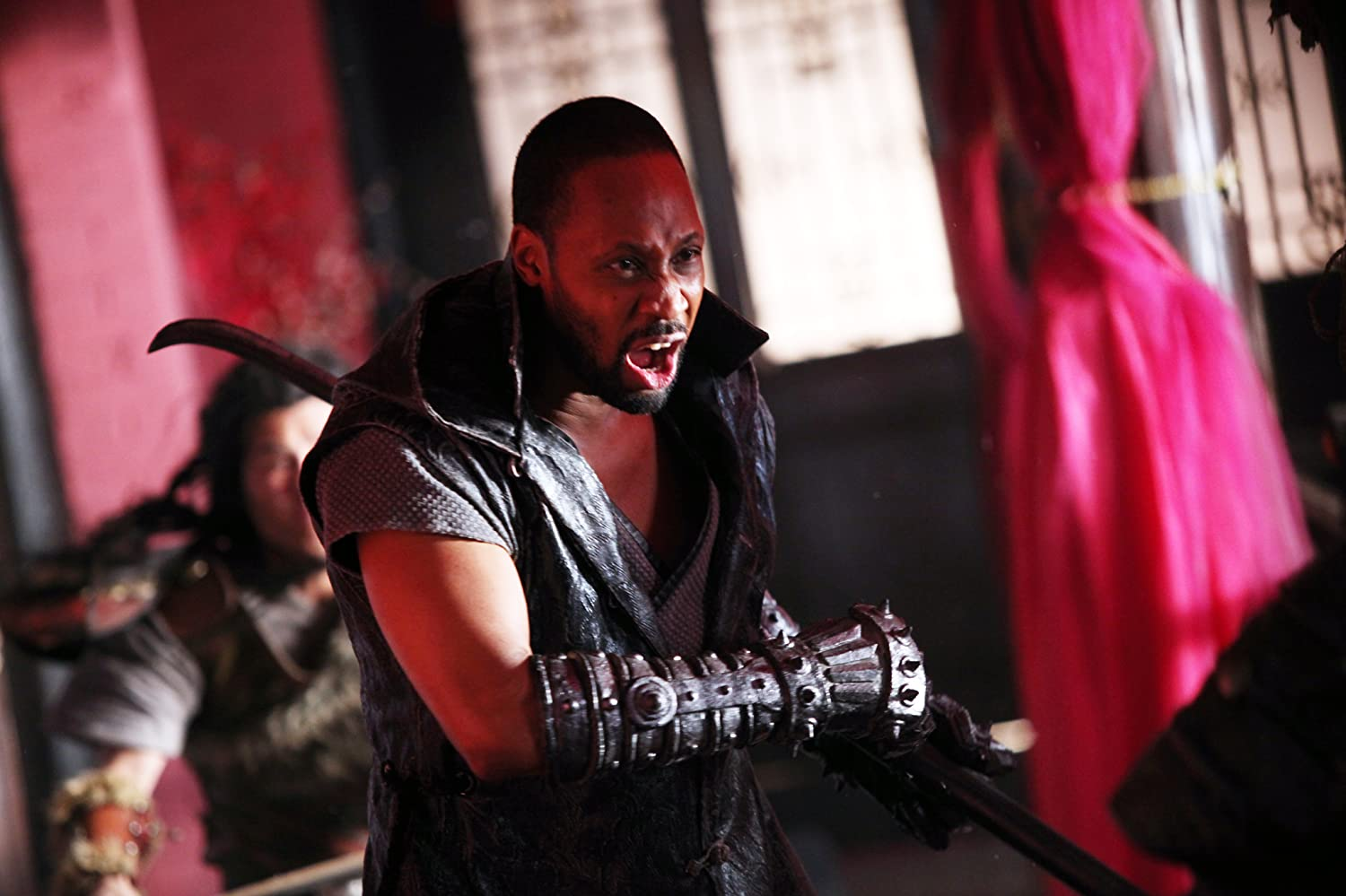 RZA in The Man with the Iron Fists (2012)