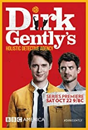 Dirk Gently's Holistic Detective Agency Poster - TV Show Forum, Cast, Reviews