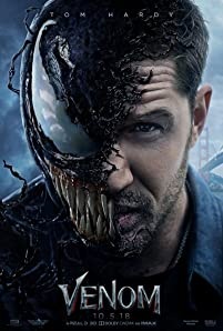 Tom Hardy stars as the lethal protector Venom.