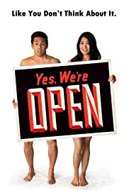 Yes, We're Open Poster