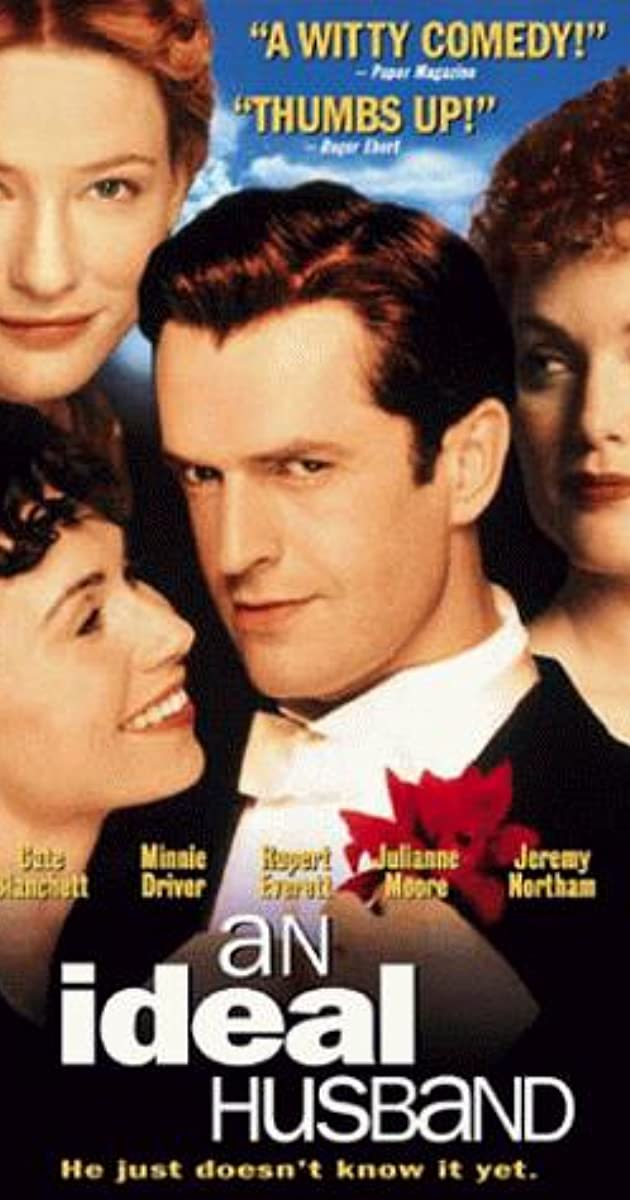 The Ideal Wardrobe: An Ideal Husband (1999)