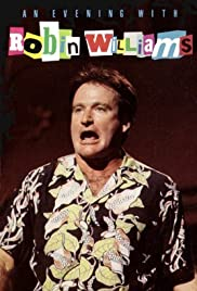 An Evening with Robin Williams Poster