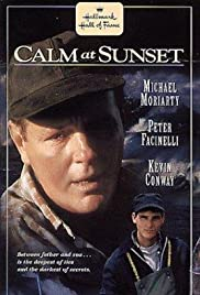 Calm at Sunset Poster