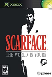 Scarface: The World Is Yours Poster
