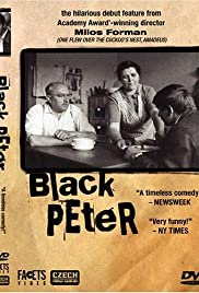 Black Peter(1964) Poster - Movie Forum, Cast, Reviews
