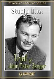 The Trial of John Peter Zenger Poster