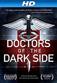 Doctors of the Dark Side Poster