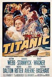 Titanic(1953) Poster - Movie Forum, Cast, Reviews
