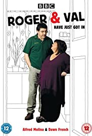 Roger & Val Have Just Got In Poster
