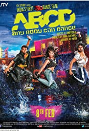 ABCD (Any Body Can Dance) Poster