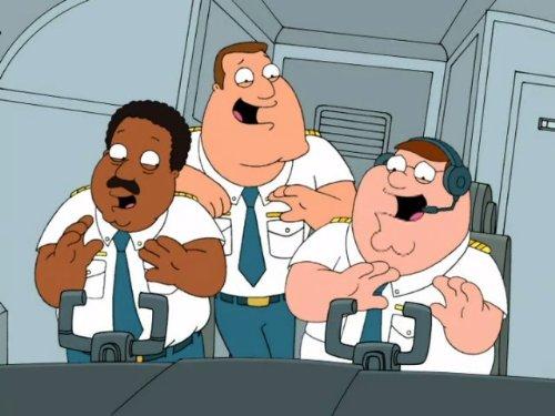 Les Griffin: Airport '07 | Season 5 | Episode 12