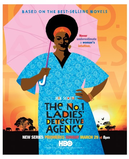 Book Review: The No. 1 Ladies' Detective Agency, by Alexander McCall Smith