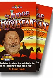 Judge Roy Bean Poster