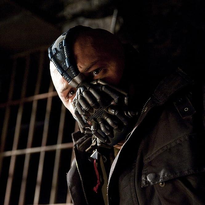 Tom Hardy in The Dark Knight Rises (2012)