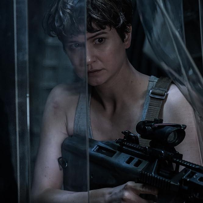 Katherine Waterston in Alien: Covenant (2017)