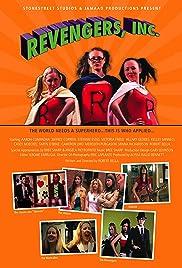 Revengers Inc. Poster