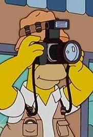 Homerazzi Poster