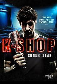 K-Shop Poster