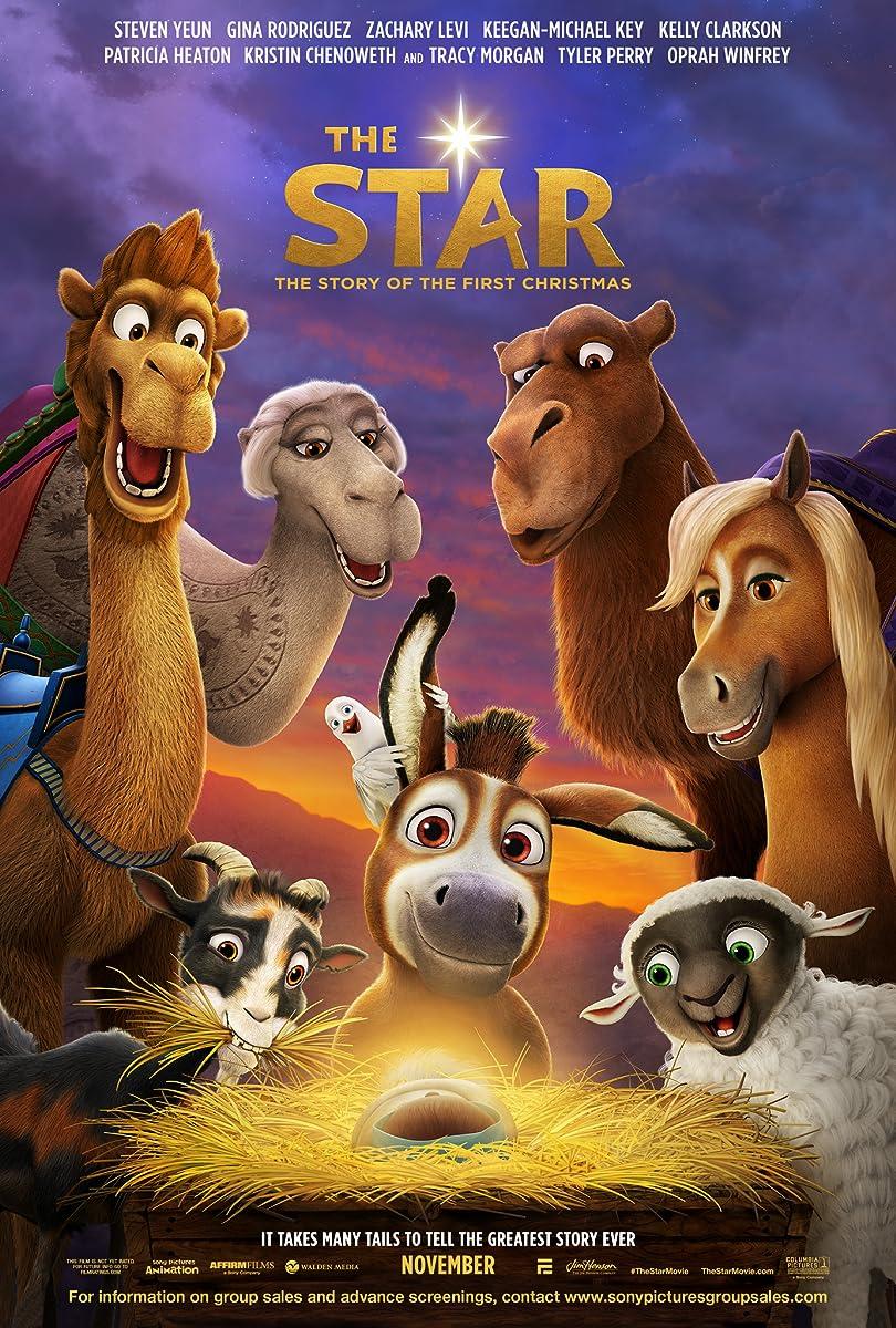 Žvaigždė / The Star (2017)