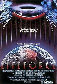 Lifeforce Poster